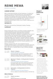 Project Resume Example by Project Architect Resume Samples Visualcv Resume Samples Database