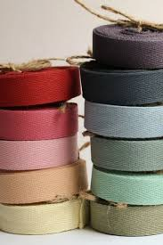cotton ribbon cotton and linen ribbon ribbons and trims stitch amazoncom