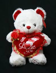 amazon com valentine u0027s teddy bear 15
