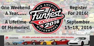 mid america designs corvette mid america motorworks announces corvette funfest theme for 2016
