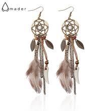 feather earrings s popular feather earrings buy cheap feather earrings lots