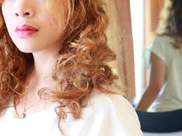 same haircut straight and curly how to style naturally curly hair with pictures wikihow