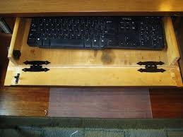 keyboard drawer for under desk u2014 best home decor ideas keyboard