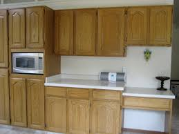 Kitchen Cabinet Repaint Before And After Painted Kitchen Cabinets With Further Details
