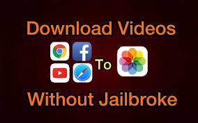 how to download youtube u0026 facebook videos to your iphone camera