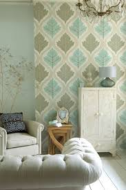 Wallpaper Ideas For Sitting Room - twice as nice wallpaper feature walls wall ideas and living rooms