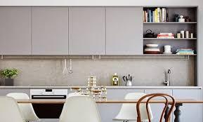 repeindre sa cuisine en gris décoration repeindre sa cuisine peinture cuisine peinture