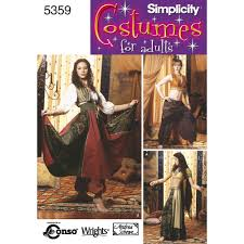 simplicity halloween costume patterns misses costumes simplicity