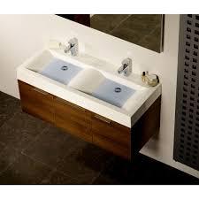 double sink wall hung vanity unit double basin wall mount sink sink ideas