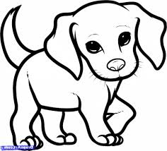 coloring pages cool puppy drawing draw dog 13 coloring pages