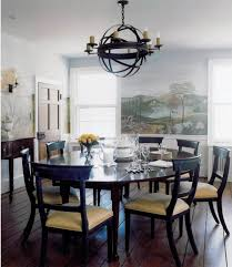 round table dining room the most elegant round dining table decor ideas