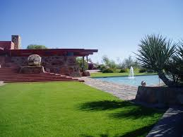 architecture as art frank lloyd wright house in arizona arafen