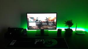 gaming setup ps4 very clean ps4 gaming setup gaming pinterest