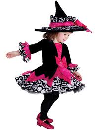 Toddler Girls Halloween Costume Toddler Janie Witch Costume Kids Costumes