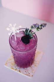 purple cocktail inspiration raise a glass exquisite weddings
