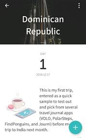 top 5 travel journal apps review by zorz studios