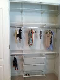Closetmaid Shelf Track System Furniture Elegant Interior Home Design Elfa Closet