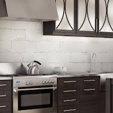 lowes white washed kitchen cabinets elida ceramica whitewash wall planks 8 in x 20 in glazed