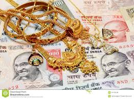 indian rupee money gold jewelry stock photos 8 images