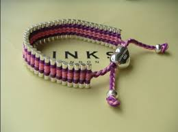 friendship bracelet links images Links by london bracelets heart shaped links of london friendship jpg