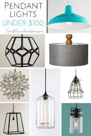 Kitchen Of Light Pendant Lights Under 100 Pendant Lighting Target And Pendants