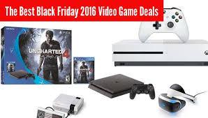 best black friday 2016 deals black friday 2016 video game deals
