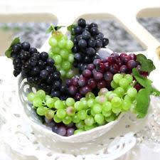 Grapes Home Decor Unbranded Plastic Decorative Grapes Ebay