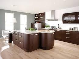 interior terrific modern kitchen design ideas with orange