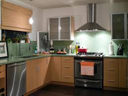 Kitchen Appliance Storage Ideas Bamboo Kitchen Cabinets Pictures Ideas U0026 Tips From Hgtv Hgtv