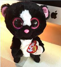 2015 ty beanie boos flora skunk plush stuffed animals