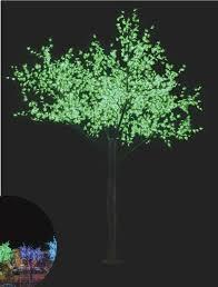 led cherry tree light for outdoor decoration yh 4032 koyaa