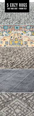 best color of carpet to hide dirt 5 cozy rugs that hide dirt and warm your visual
