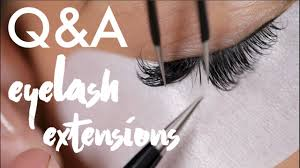 How Expensive Are Eyelash Extensions Q U0026a Eyelash Extensions Youtube