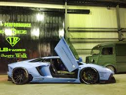 who made the lamborghini aventador liberty walk lamborghini aventador is japanese spice autoevolution