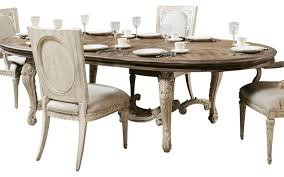 American Drew Dining Room Furniture by American Drew Jessica Mcclintock Boutique Oval Dining Table With