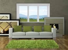 tappeti verdi tappeti shaggy a pelo lungo zerbini su misura