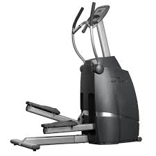 beauteous modern grey elliptical stair climber combo for home gym