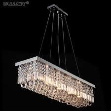 rectangular crystal chandelier dining room online crystal
