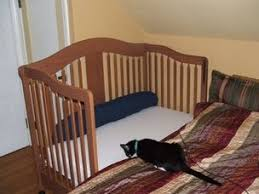 Side Bed Crib Side Car Your Crib So You Can Co Sleep Without Sacrificing Space