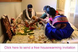 indian housewarming invitation wording griha pravesham invitation