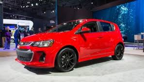 Chevrolet Sonic Interior 2018 Chevrolet Sonic Interior And New Platform 2018 Vehicles