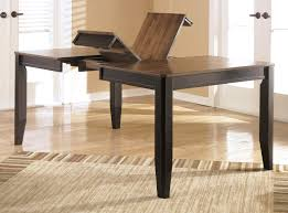 dining room round table dining table with extension leaf home furniture ideas