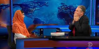 that time malala yousafzai left jon stewart speechless business