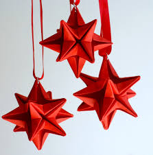 origami christmas stars origami pinterest origami christmas