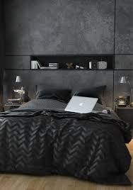 The  Best Black Bedroom Design Ideas On Pinterest Monochrome - Black bedroom ideas