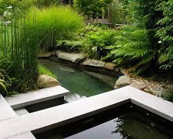 above ground garden pond home outdoor decoration