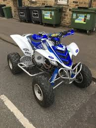 2010 yamaha raptor 660r road legal quad bike in huddersfield