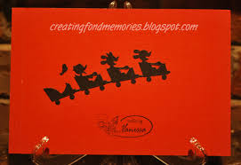 creating fond memories 30th anniversary mickey and minnie card