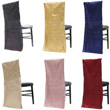 Linen Chair Covers Aliexpress Com Buy 100pcs Sparkly Rose Gold Chair Covers Full