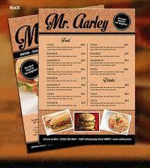 Sample Fast Food Resume by Food Menu Template 35 Free Word Pdf Psd Eps Indesign Format